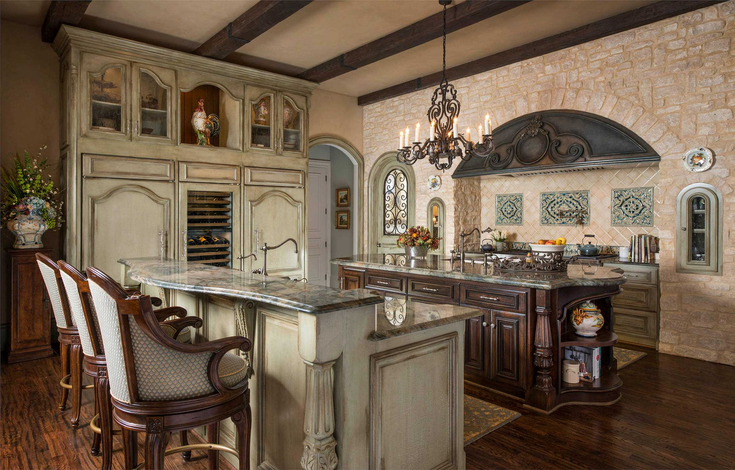16 charming mediterranean kitchen designs that will for B b design
