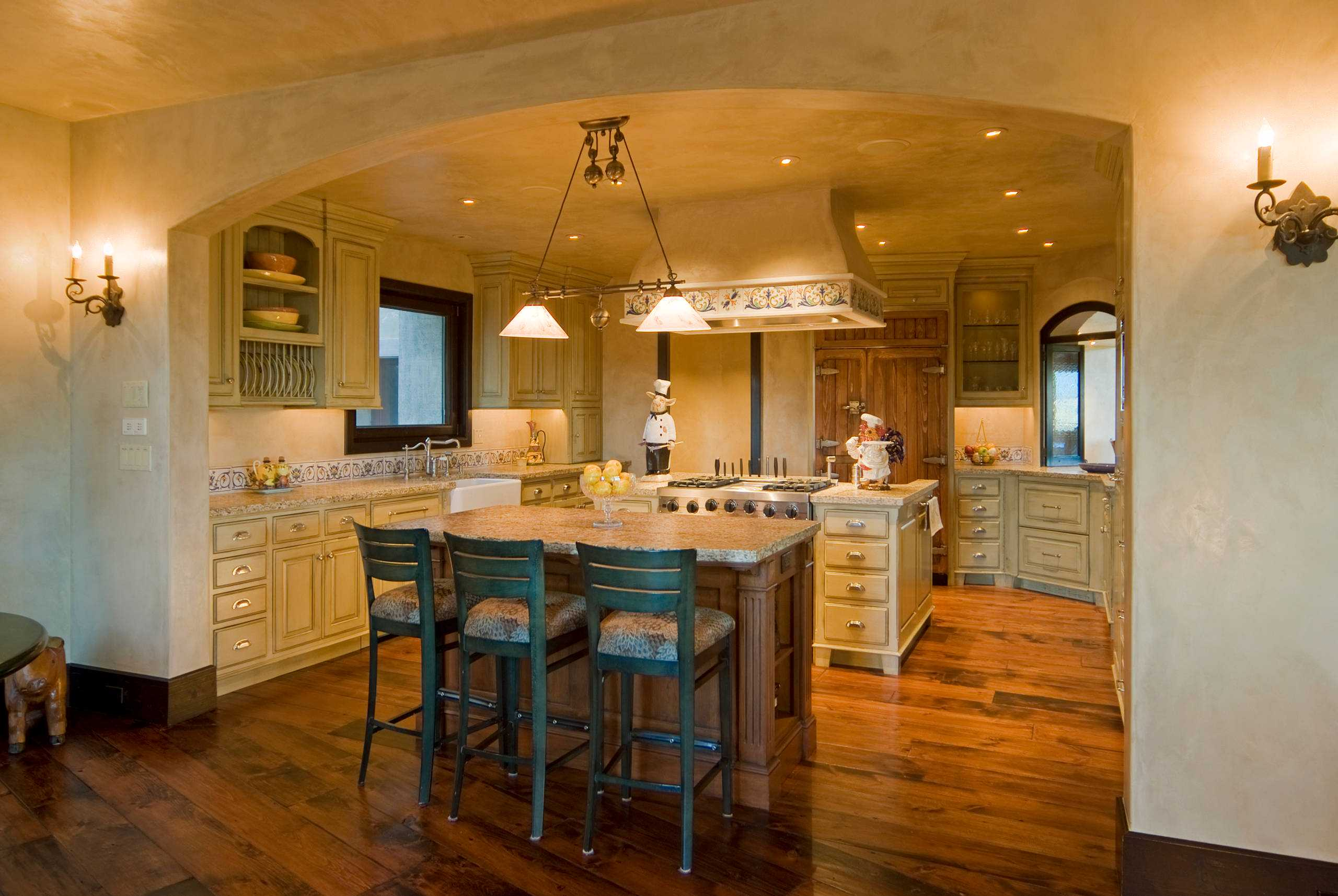 Kitchen Design Ideas: 16 Charming Mediterranean Kitchen Designs That Will