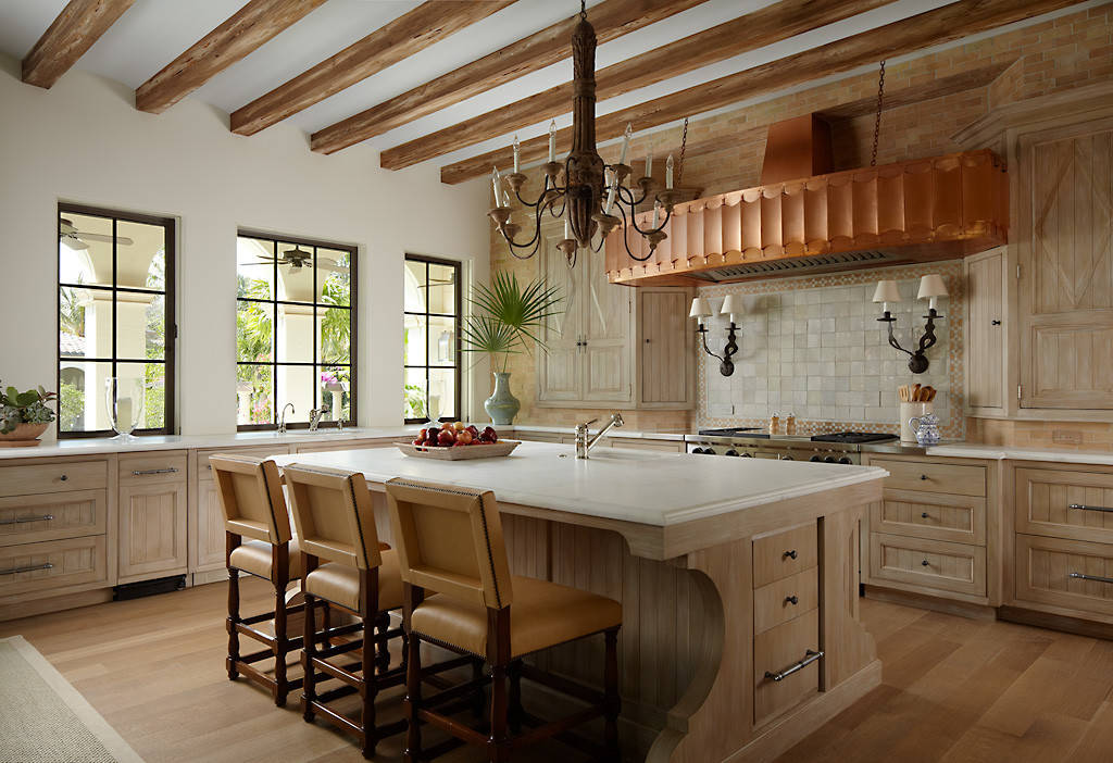 Kitchen Ideas: 16 Charming Mediterranean Kitchen Designs That Will