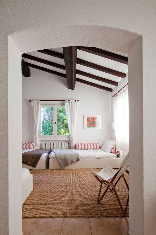 16 Lovely Mediterranean Kids Room Designs For All Ages