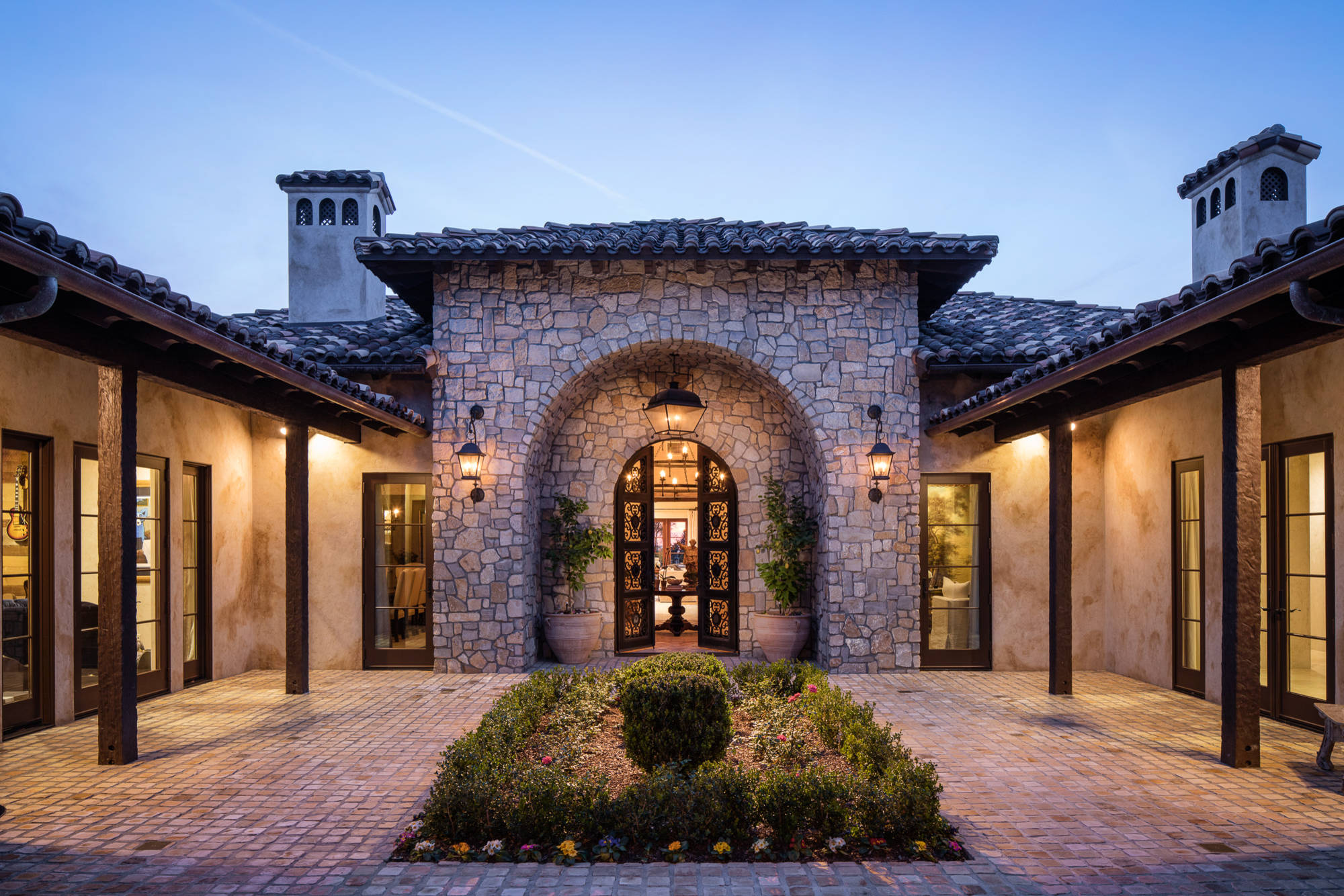 16-Tempting-Mediterranean-Entrance-Designs-That-Will-Stun-You-4 Ranch Home Front Entry Designs on ranch home porch designs, ranch home basement designs, ranch home siding designs, ranch home exterior designs, ranch home patio designs, ranch home interior designs, ranch home living room designs, ranch home kitchen designs,