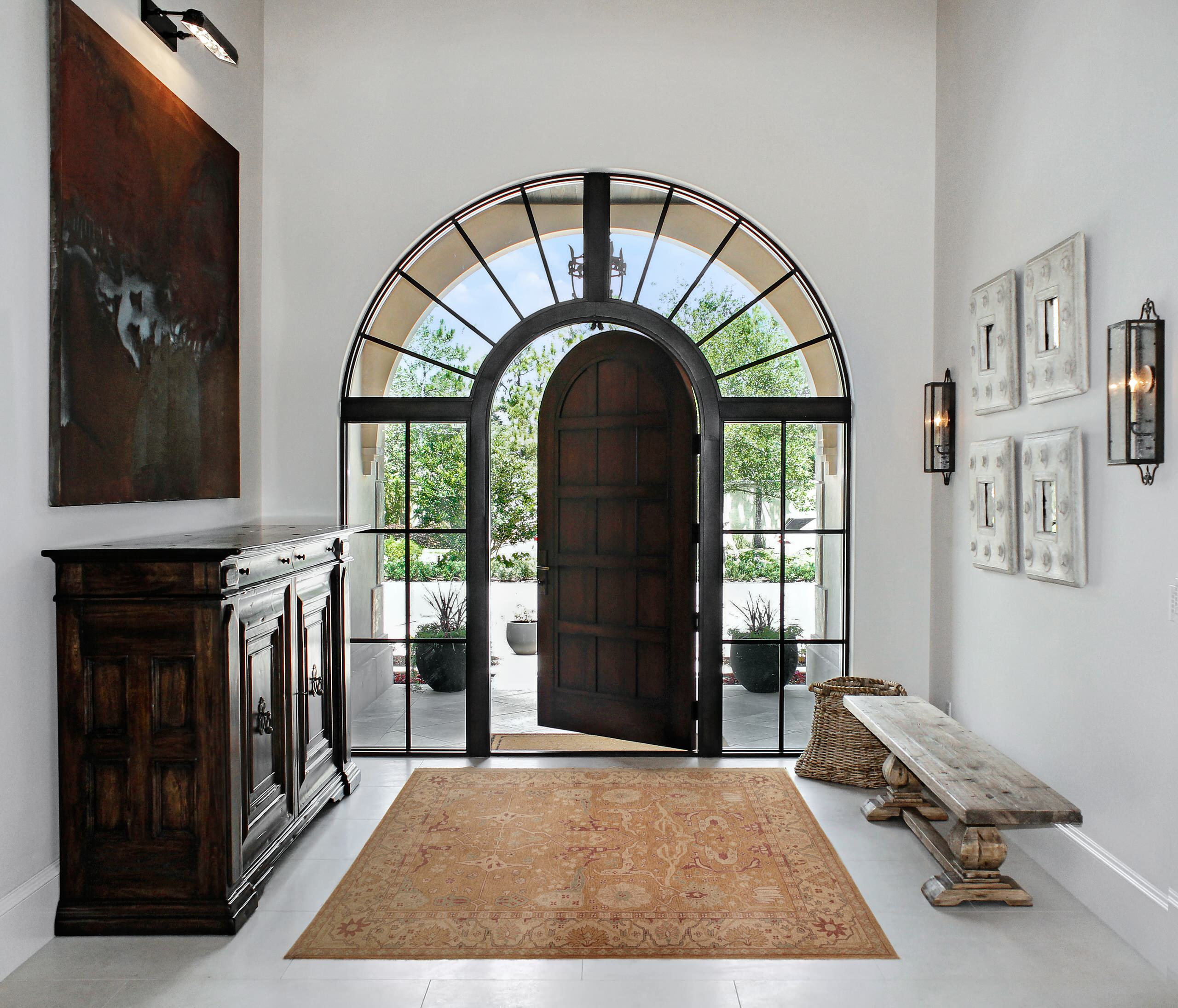 Home Design Entrance Ideas: 16 Uplifting Mediterranean Entry Hall Designs That Will