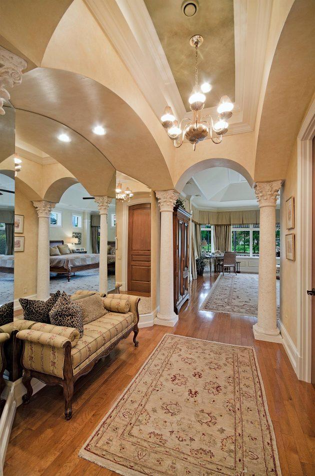 17 Magnificent Mediterranean Hallway Designs To Navigate Through Your Home