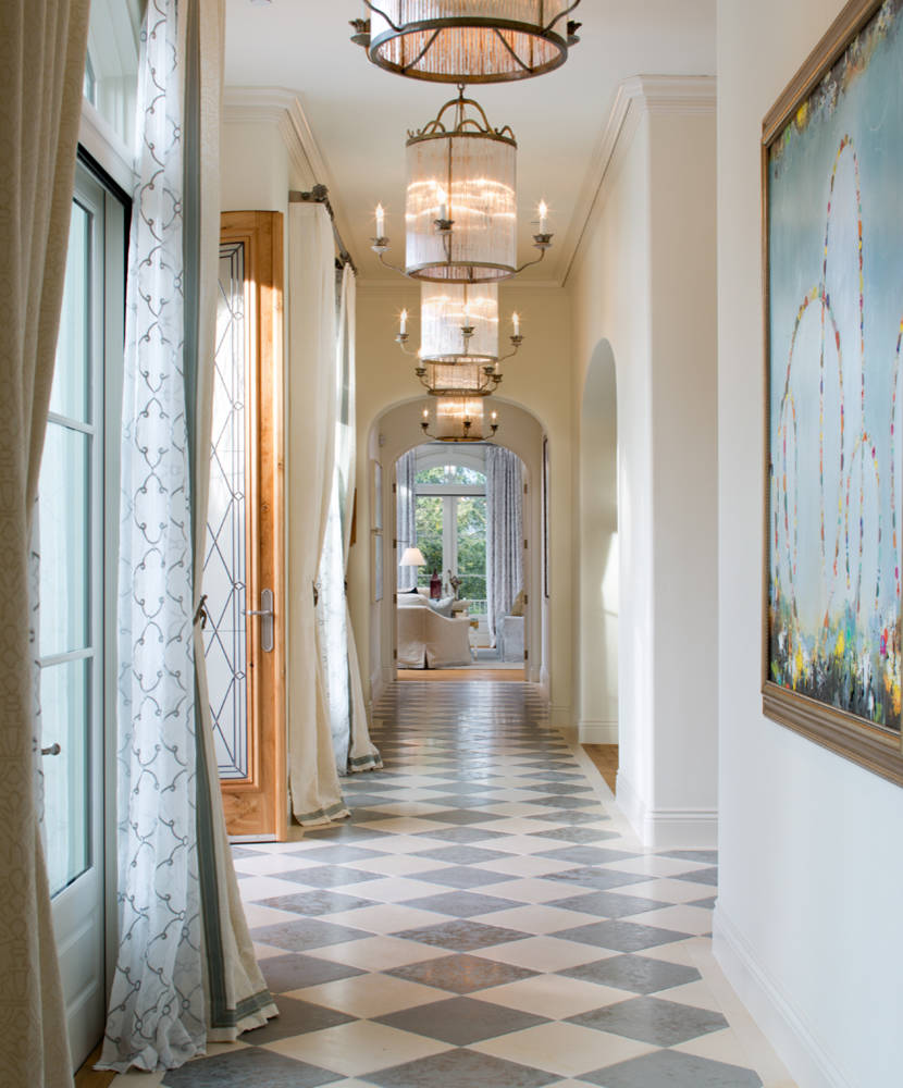 Home Hallway Design Ideas: 17 Magnificent Mediterranean Hallway Designs To Navigate