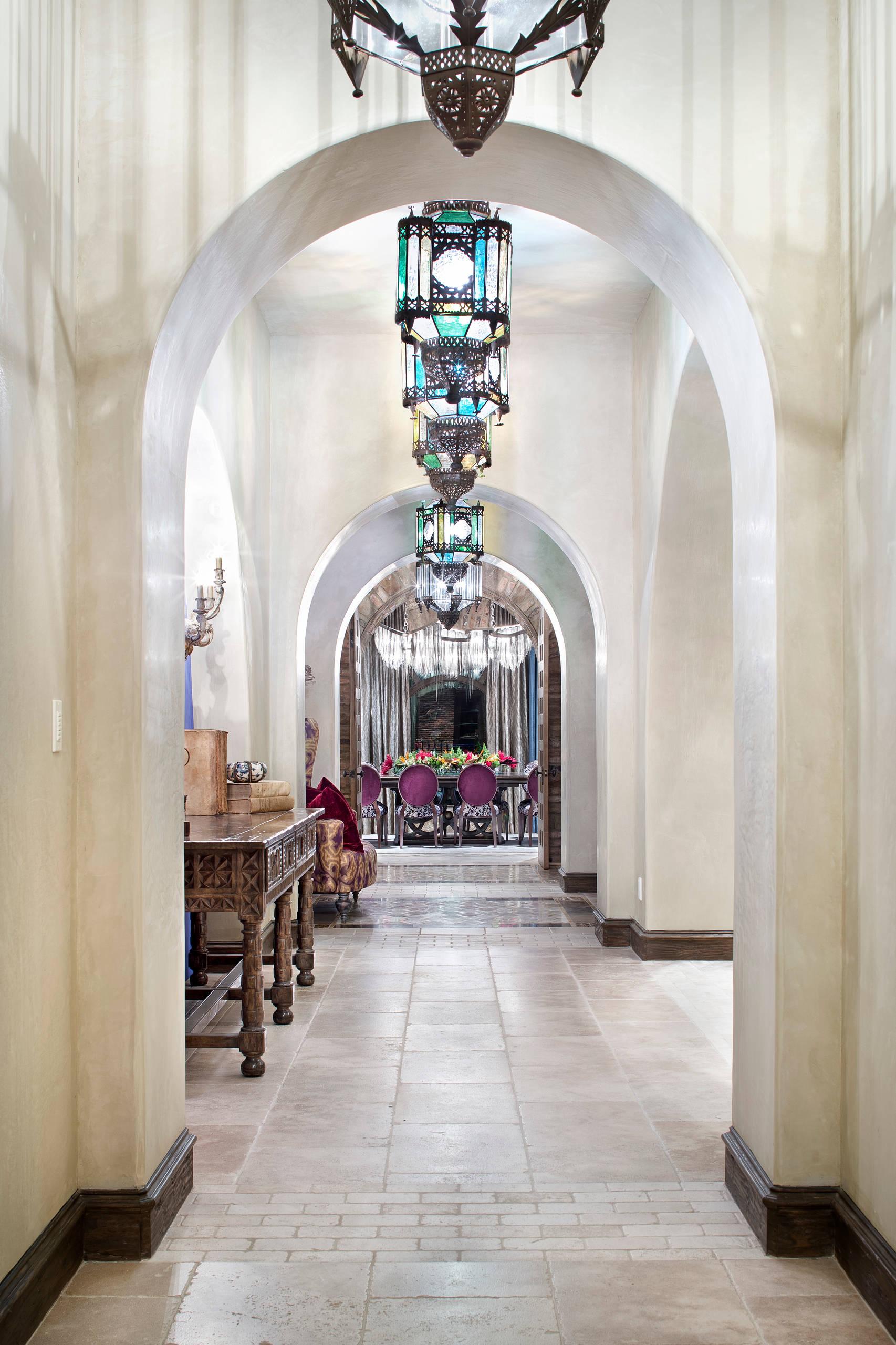 Country Kitchen Designs: 17 Magnificent Mediterranean Hallway Designs To Navigate
