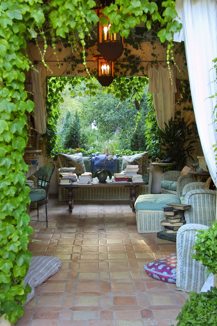 19 Beautiful Patio Designs With Tile Flooring That Will ... on Beautiful Patio Designs id=13345