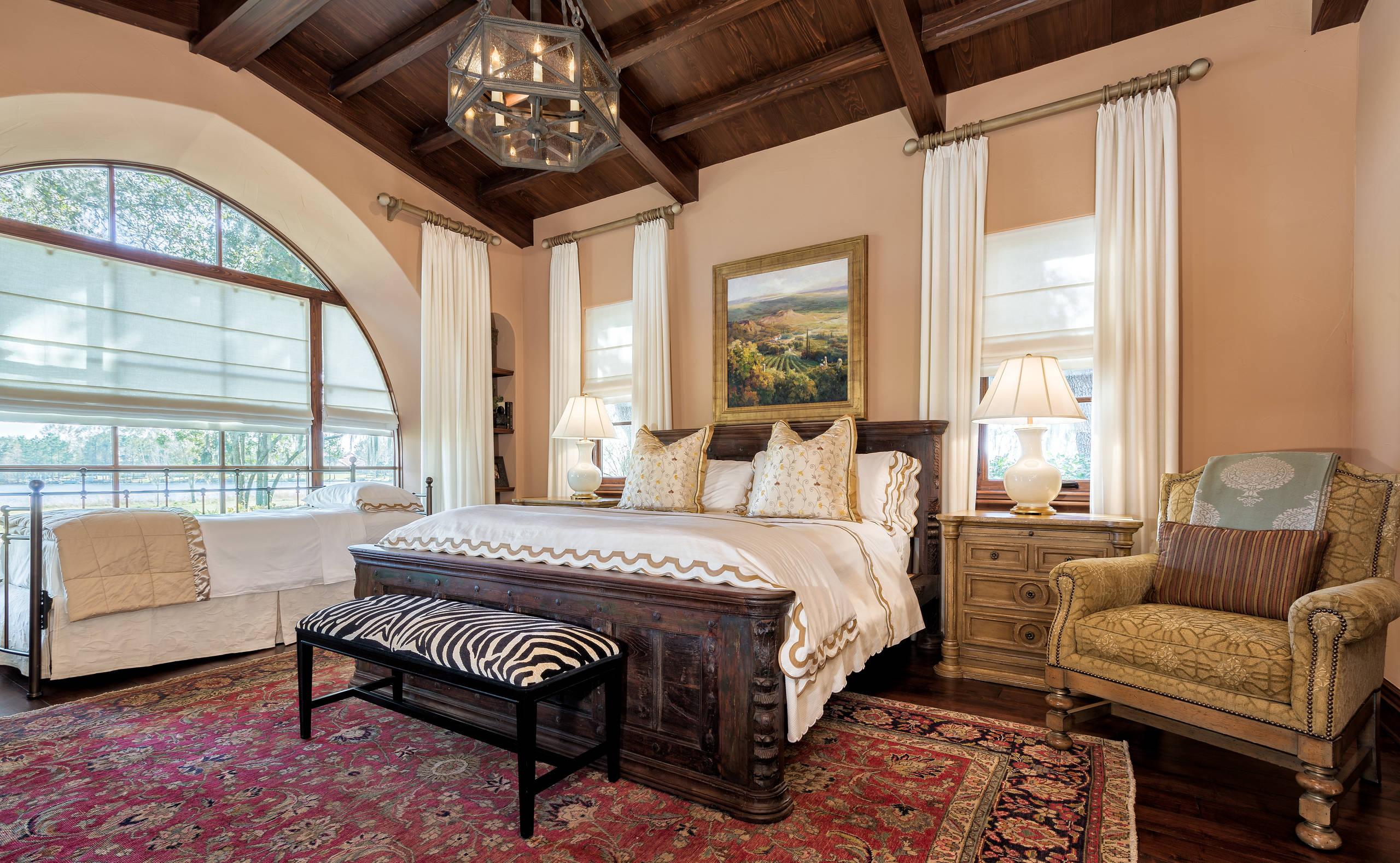 18 Captivating Mediterranean Bedroom Designs You Won't ...