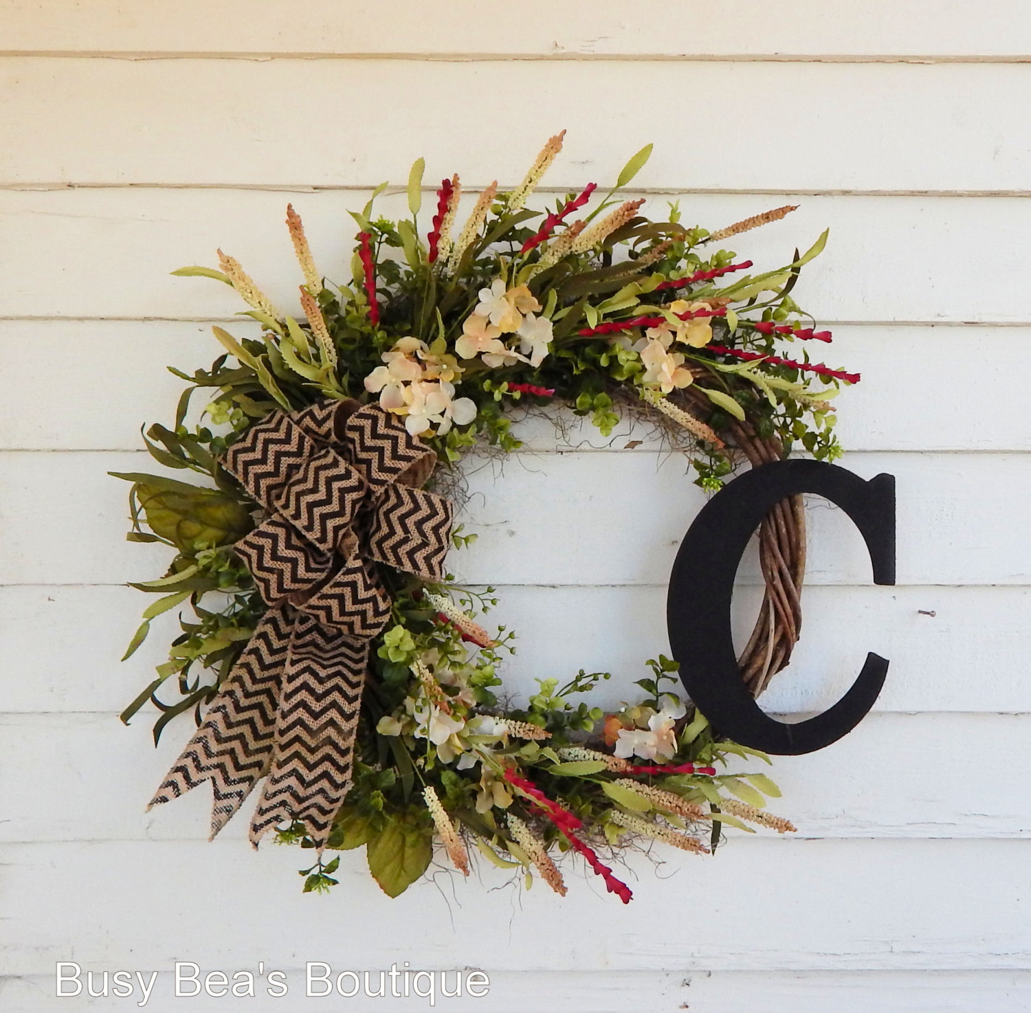 18 Whimsy Handmade Summer Wreath Designs For A Fun Welcome