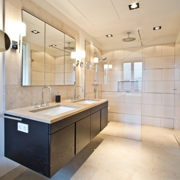 Modern Homes Modern Bathrooms Designs Ideas: 20 Enchanting Mediterranean Bathroom Designs You Must See
