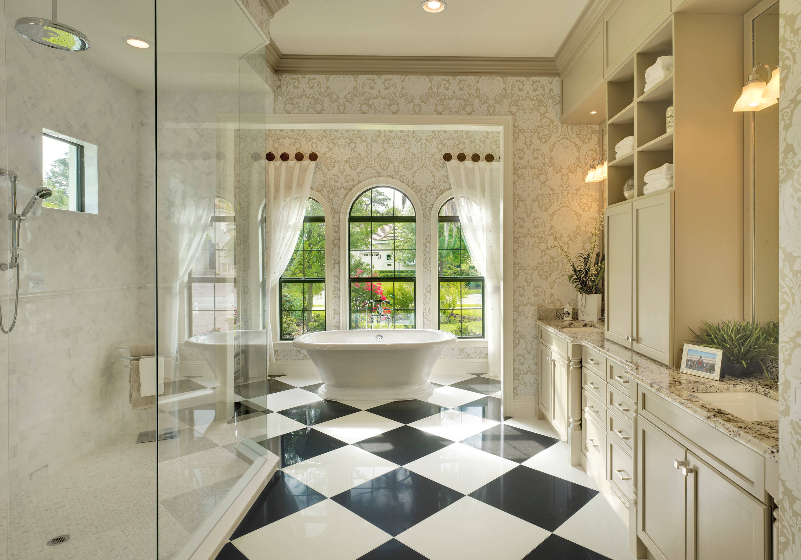 Beautiful 20 Enchanting Mediterranean Bathroom Designs You Must See