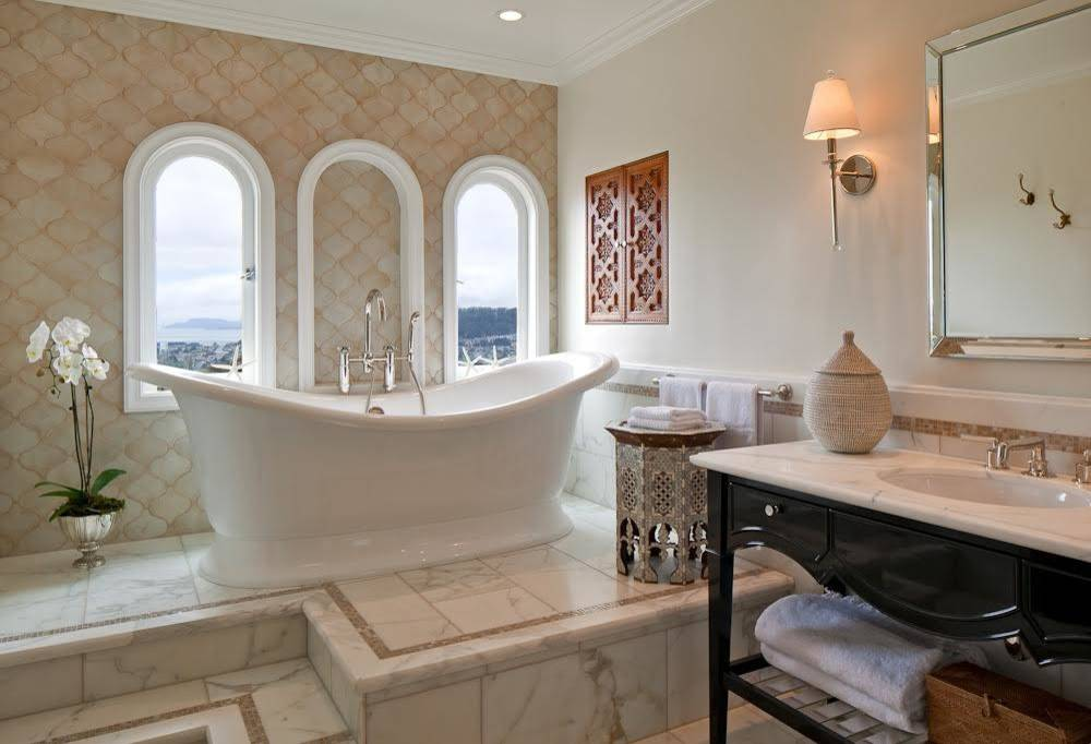 Master Bathroom Ideas For Small Bathrooms