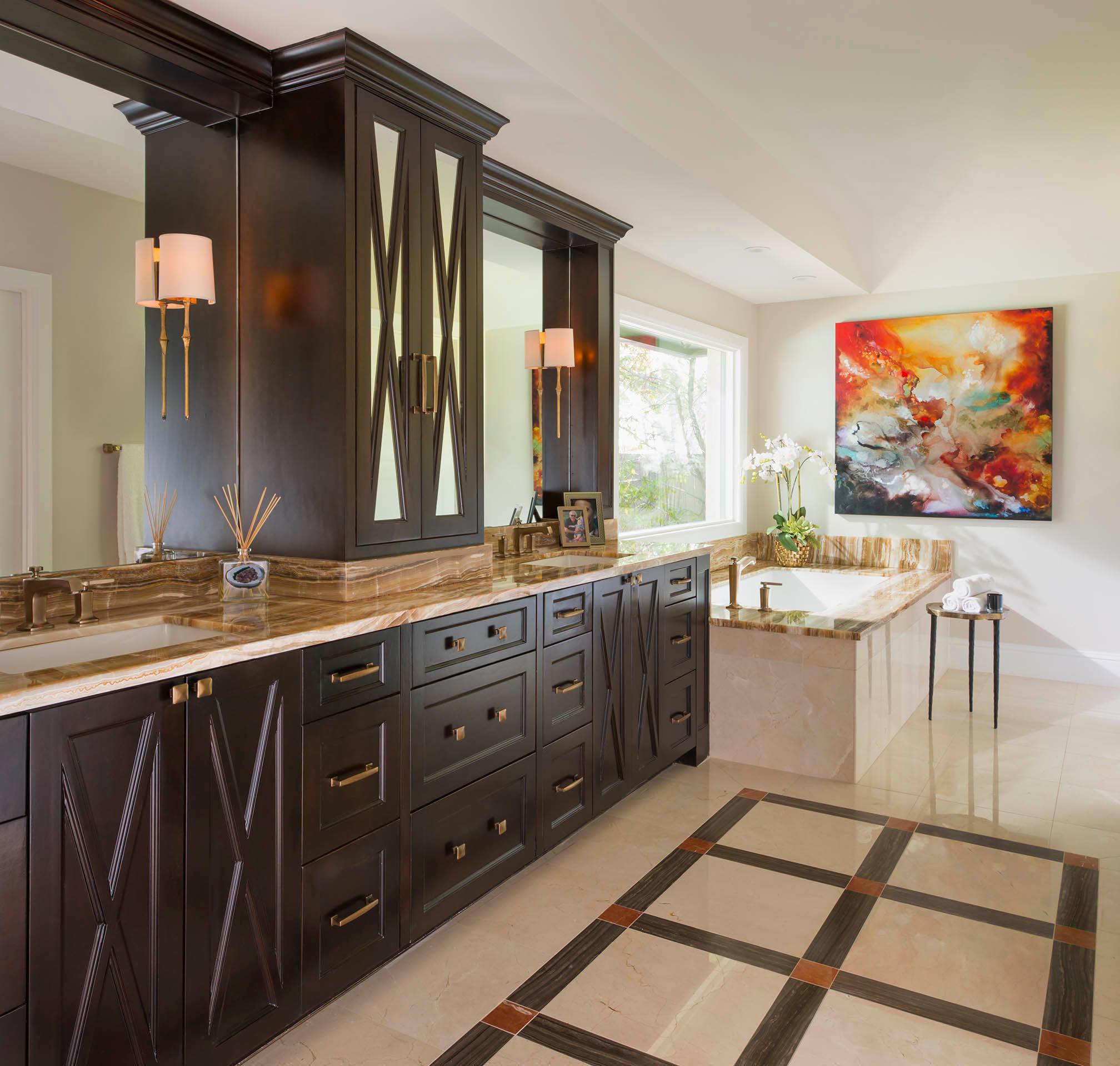 20 Enchanting Mediterranean Bathroom Designs You Must See on Modern:kkgewzoz5M4= Small Bathroom  id=72154