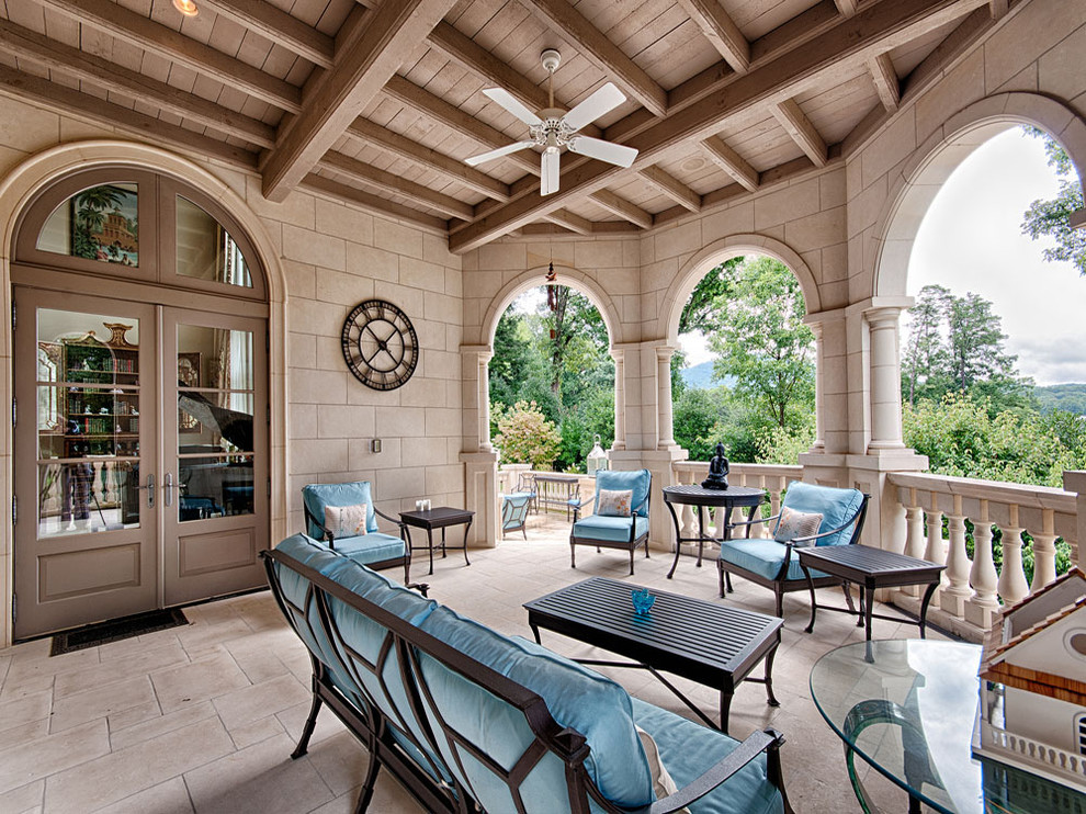 20 Stunning Mediterranean Porch Designs You Ll Fall In
