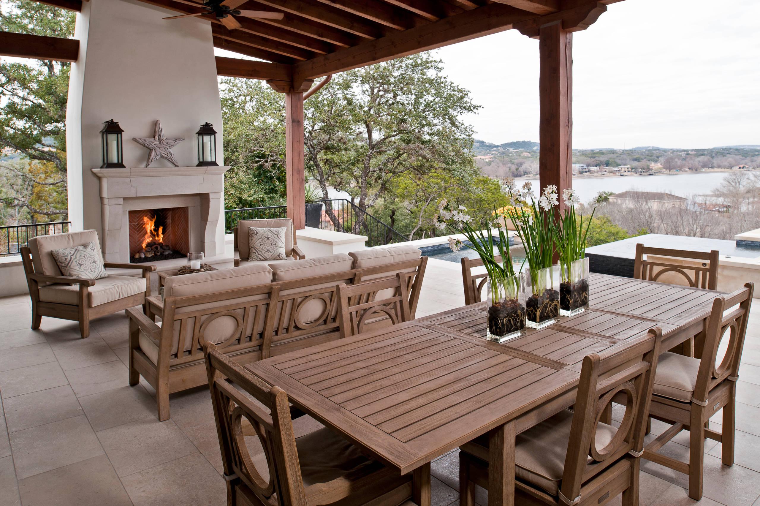 20 Stunning Mediterranean Porch Designs You Ll Fall In