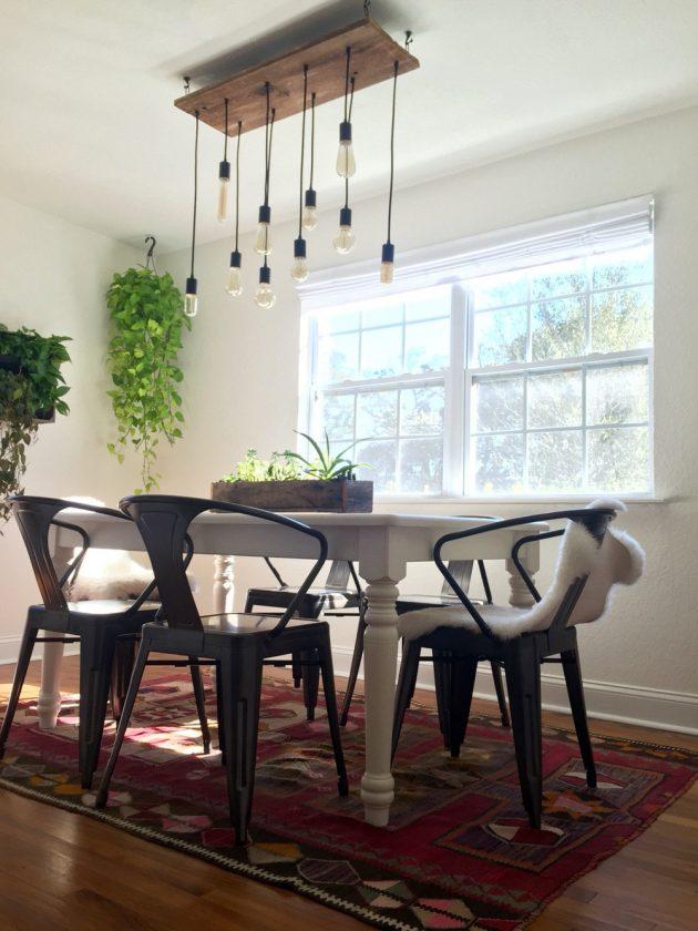 20 Unconventional Handmade Industrial, Industrial Dining Room Lighting