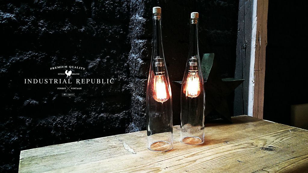 20 Unconventional Handmade Industrial Lighting Designs You ...
