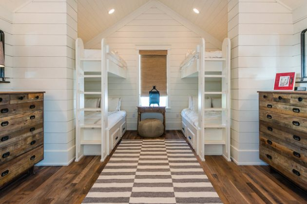 15 Irresistible Beach Style Childs Room Designs That You Need To See