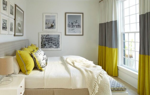 16 Irresistible Curtains Designs To Improve The Look Of Every Bedroom