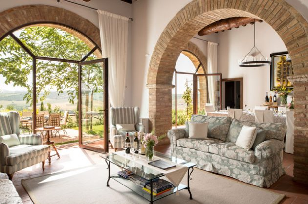 19 Impressive Ideas That Will Guide You To Decorate Mediterranean Living Room