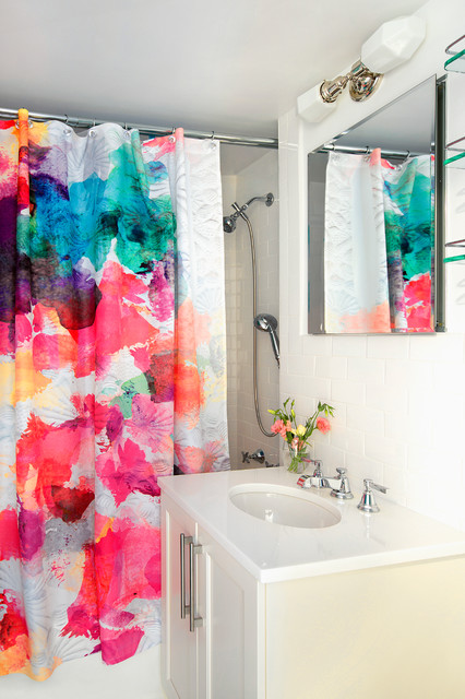19 Adorable Shower Curtains To Refresh The Look Of Every Bathroom