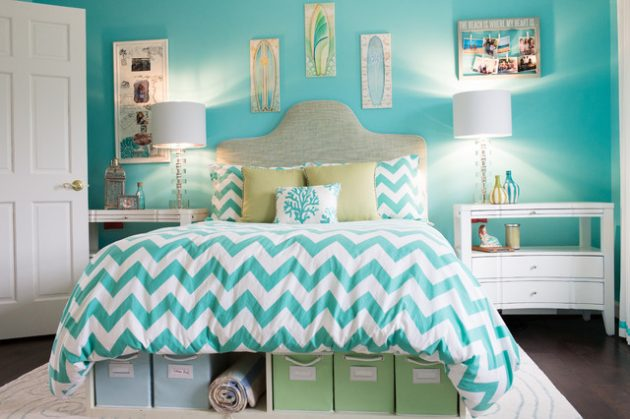 15 Irresistible Beach Style Child's Room Designs That You Need To See