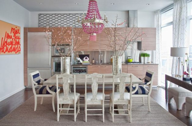 Pink Chandeliers In Your Interior Design Why Not?