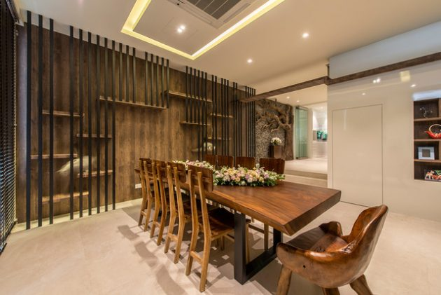 16 Captivating Asian Style Dining Room That You Should See Today