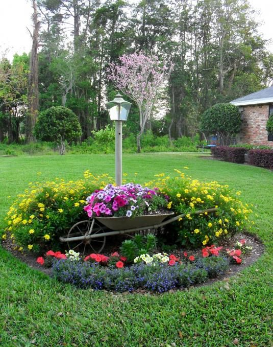 Really Inspiring Repurposing Ideas For Vintage Garden