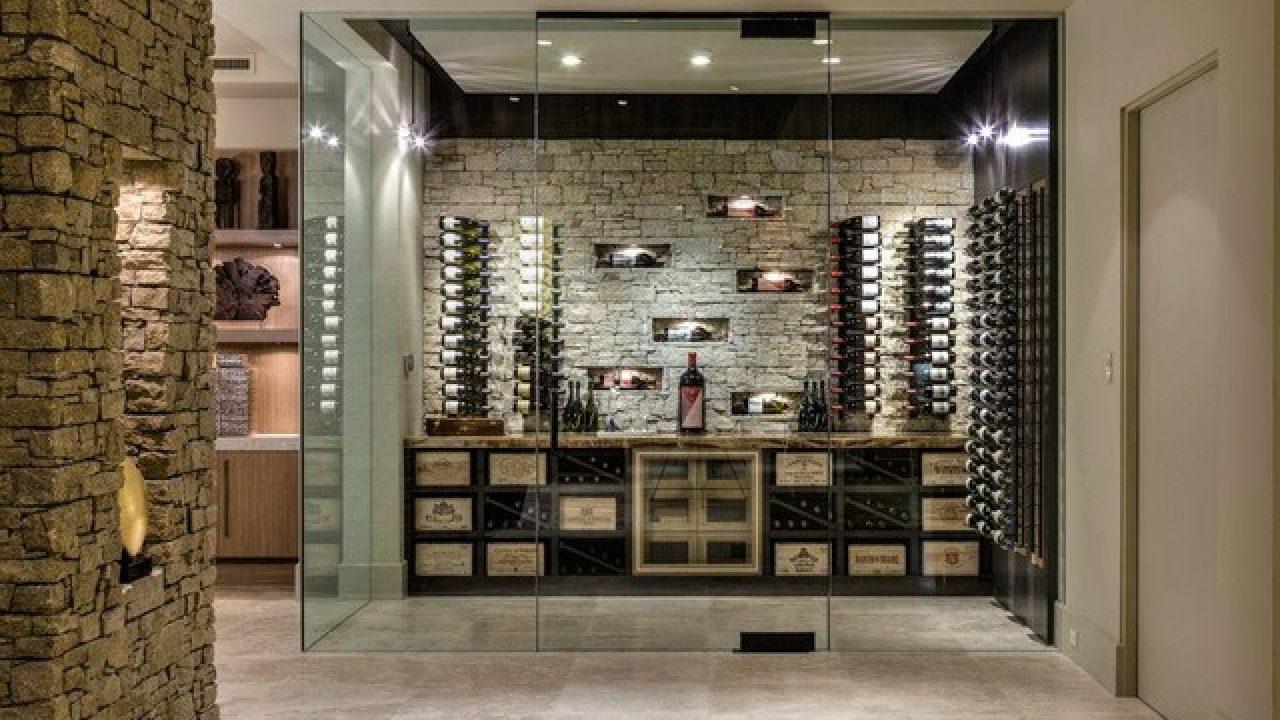 Mini Wine Cellar Ideas small wine closet design ideas - image of bathroom and closet