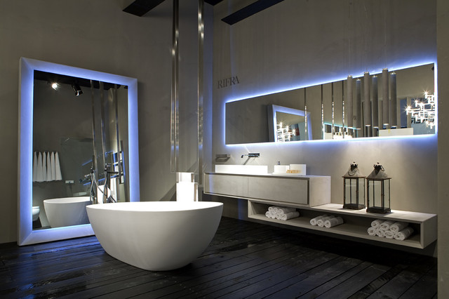 20 Outstanding Minimalist Bathroom Designs That Will Leave