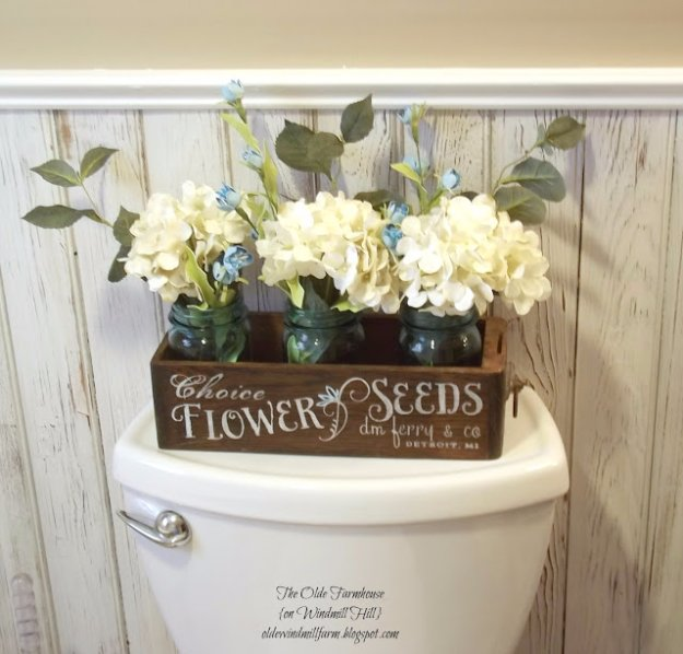 22 Really Amazing DIY Fix Ups To Enhance Your Bathrooms Look