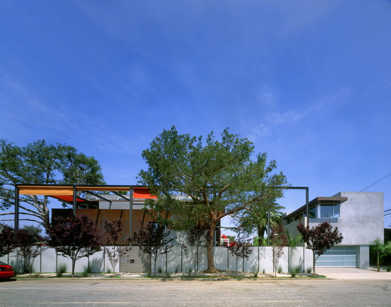 700 Palms Residence by Ehrlich Architects in Venice ...
