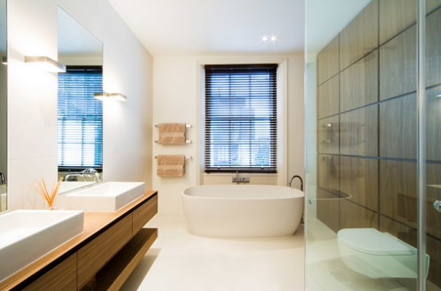 21 Outstanding Ideas For Decorating Your Dream Bathroom Properly