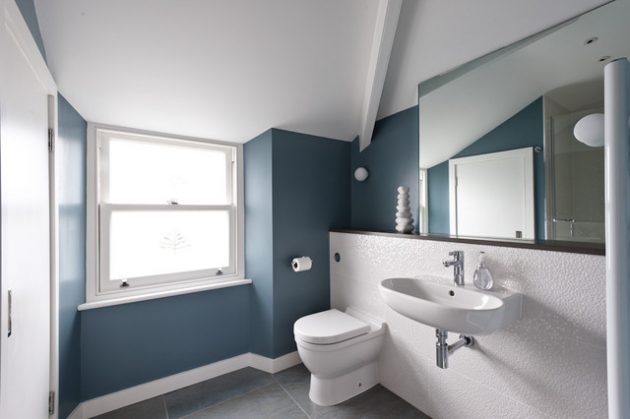 10 Fantastic Ideas For Decorating Colorful Bathroom