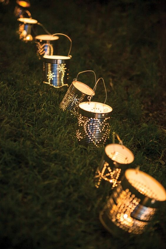 18 Fancy Illuminating Ideas For The Paths In Your Garden