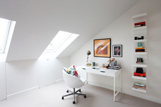 21 Charming Scandinavian Study Space That Abound With Simplicity