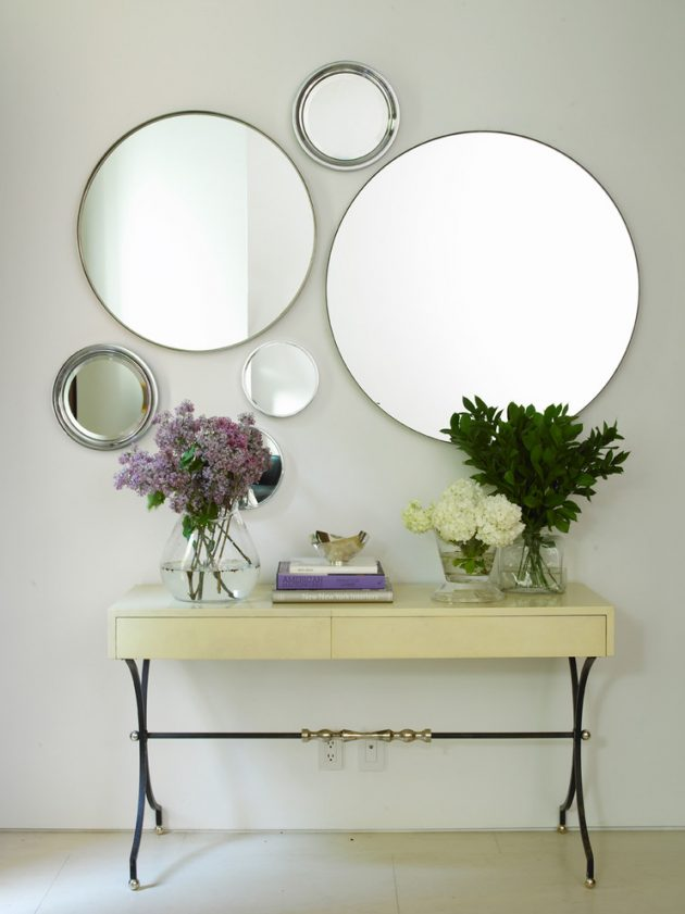 10 Most Stylish Wall Mirror Designs To Adorn Your Modern Home Decor