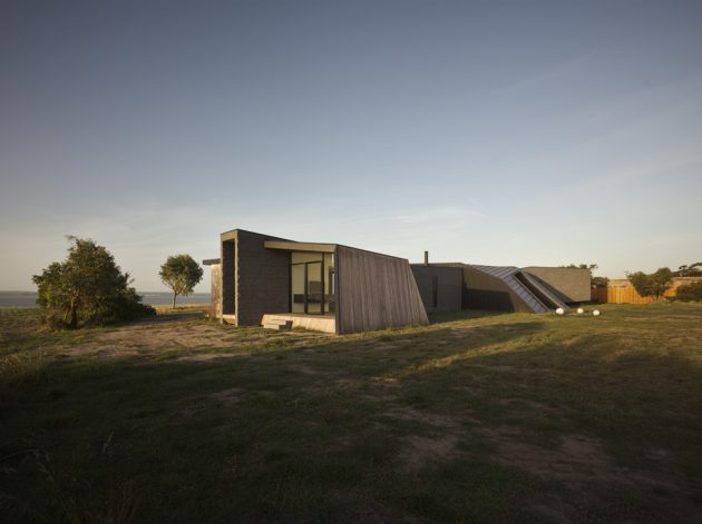 Beached House by BKK Architects in Victoria, Australia
