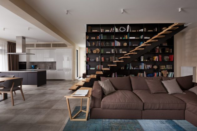 Buddy's House - A Truly Modern Home By Sergey Makhno In Ukraine