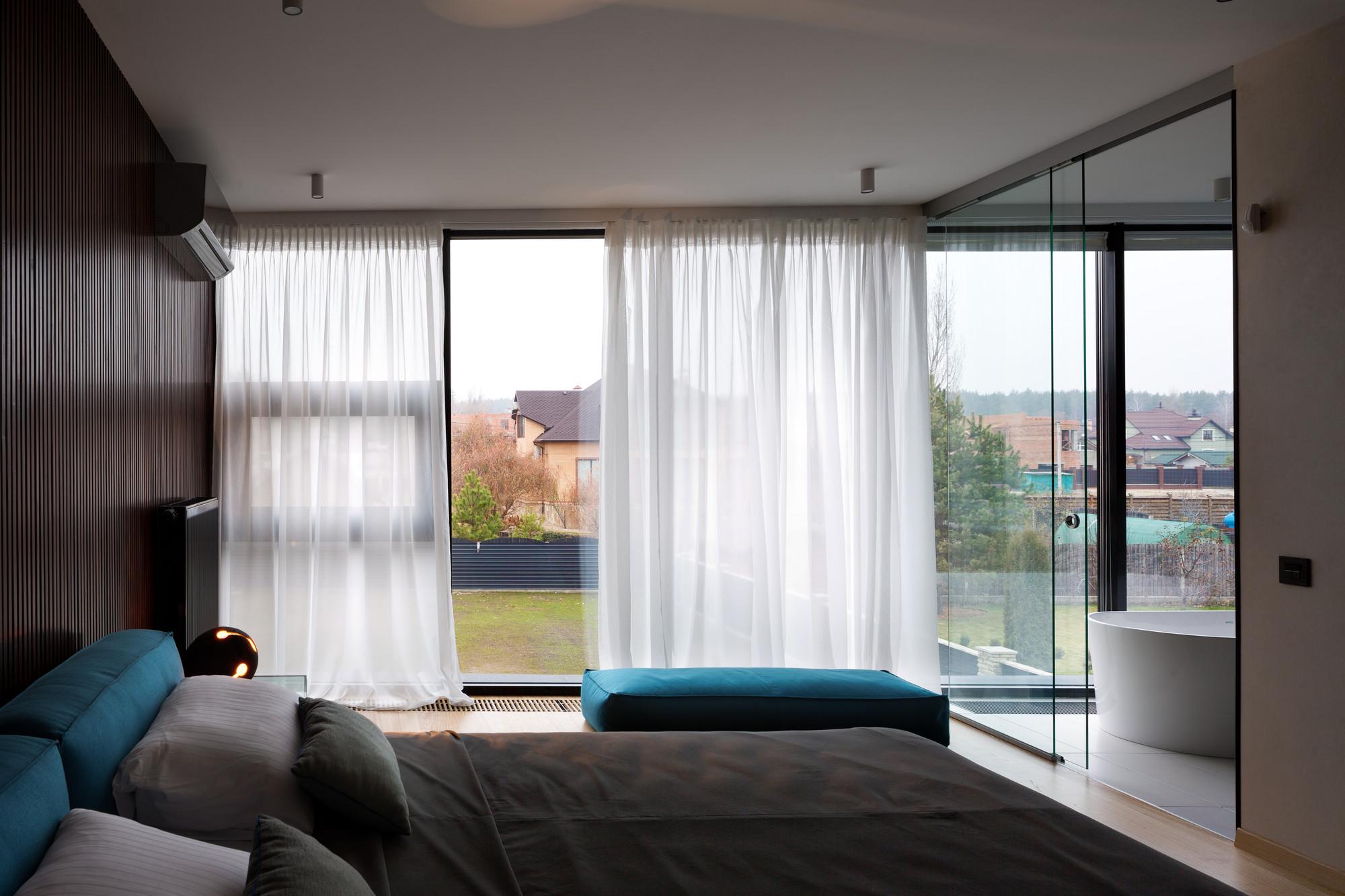 Schlafzimmer Modern Turkis Wohndesign