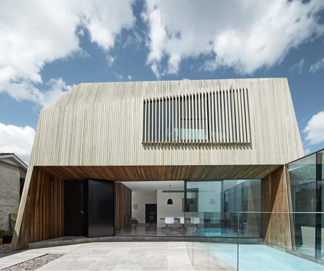 House 3 by Coy Yiontis Architects in Balaclava, Australia