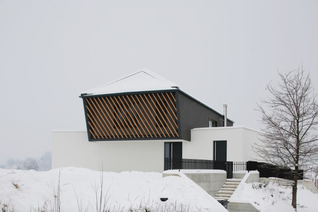 House PS by SoNo Arhitekti   A Contemporary Residence in Slovenia