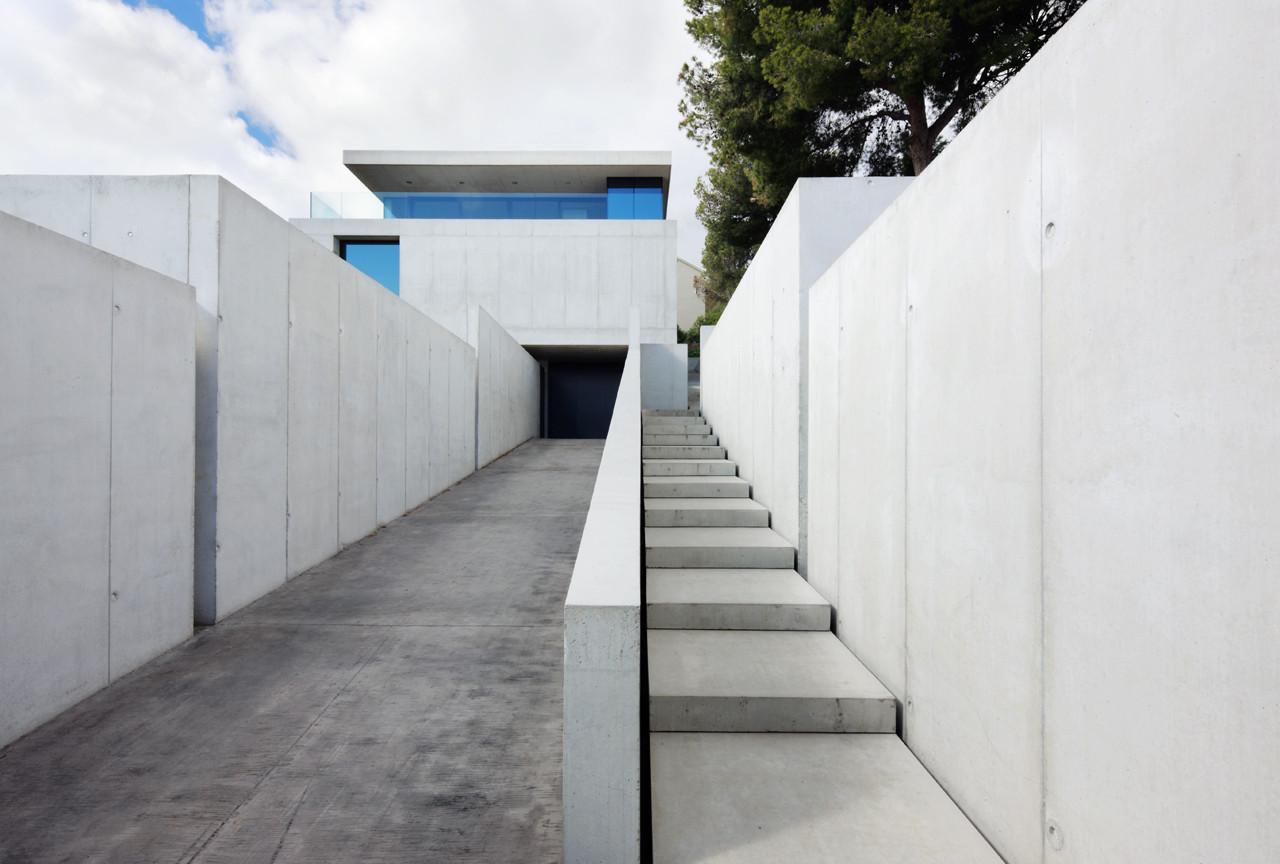 House in Costa d'en Blanes by SCT Estudio de Arquitectura ...