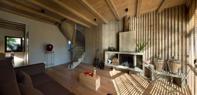 Jacks House   A Minimalist Weekend Home In Kiev By Sergey Makhno