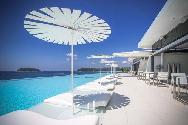 Kata Rocks Resort by Original Vision in Phuket, Thailand