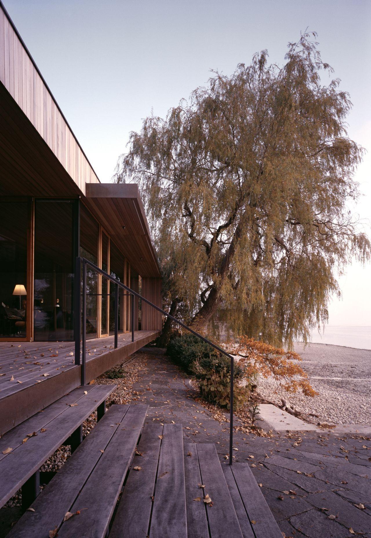 Lindau house a lovely contemporary home by k m architektur in germany - Architekten lindau ...