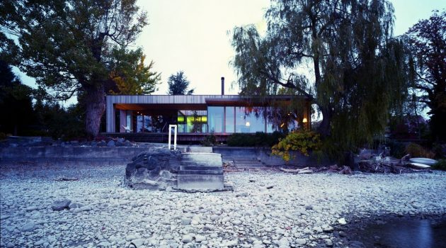 Lindau House – A Lovely Contemporary Home By k_m architektur in Germany