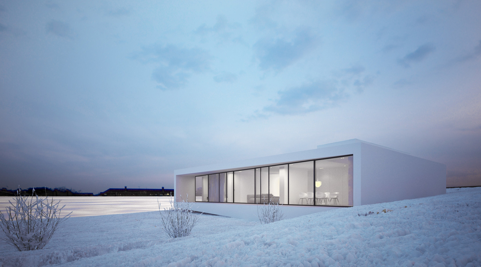 Reykjavik house a minimalist dwelling by moomoo for For architecture
