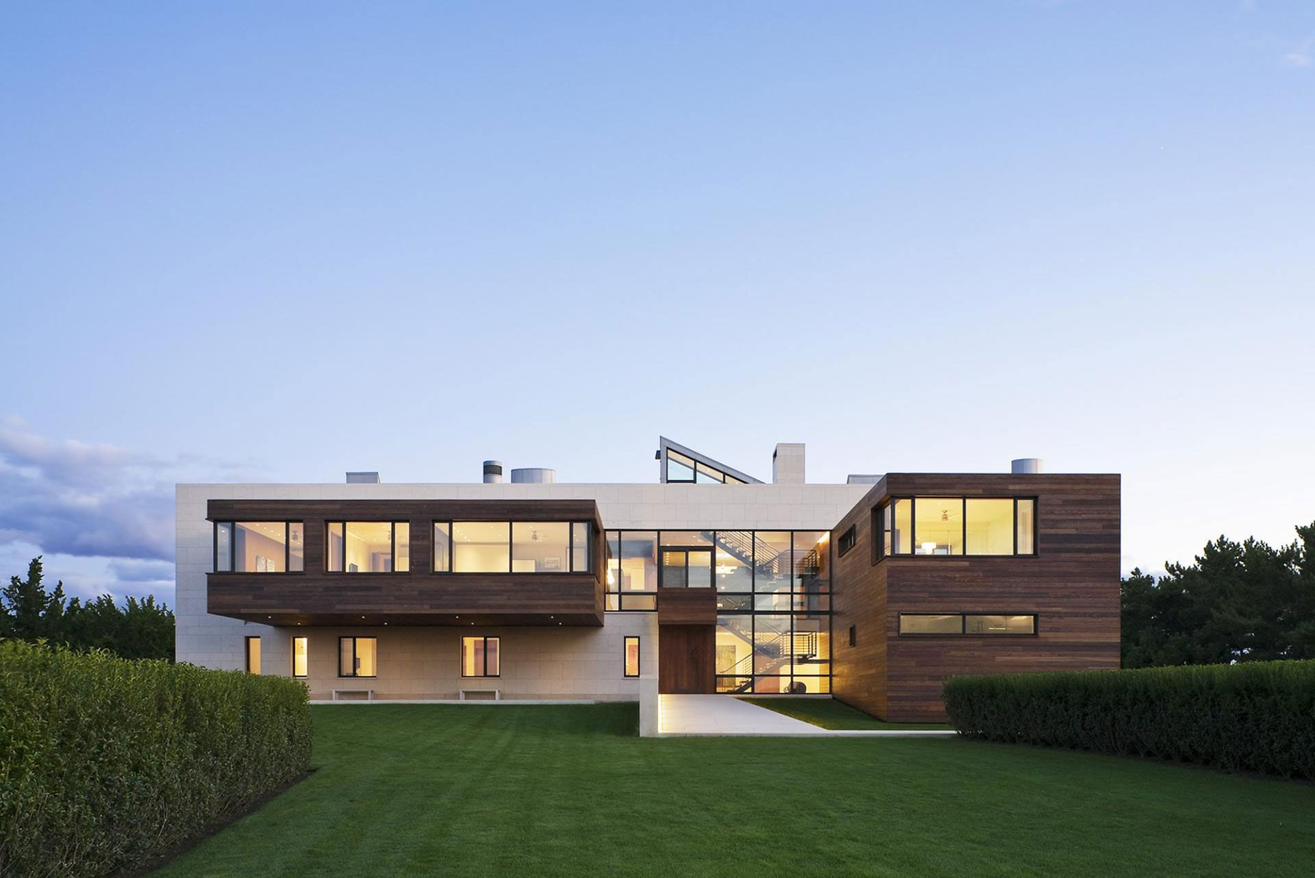 southampton beach house by alexander gorlin architects in