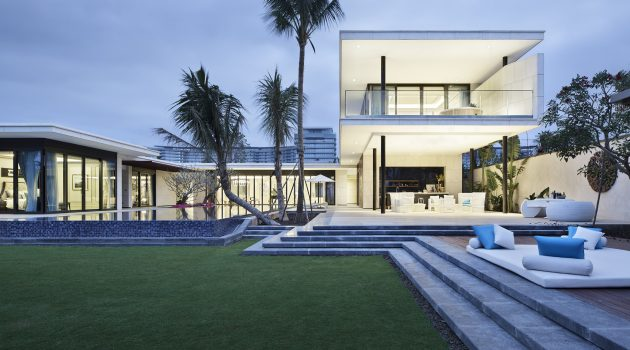 The Chenglu Villa by GAD Architecture in China